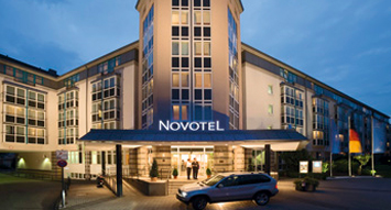 Novotel Hotel Mainz Conference Venue